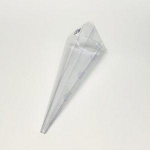 Rose pedal cone 70x70x200mm [A30]