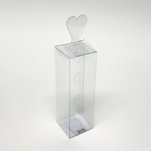 Heart box 40x40x127mm [A13]